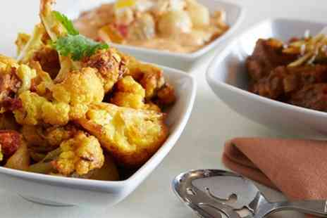 Chutney Jane - Two Course Indian Meal with Wine, Prosecco or Beer for One, Two or Four People - Save 0%