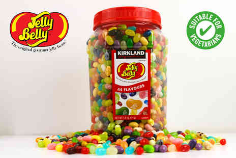 Eurovista2010 - 1.8kg tub of jelly beans - Save 59%
