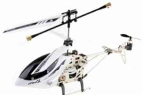 Bluebud - An iPhone, iPad, or iTouch remote controlled mini helicopter - Save 73%