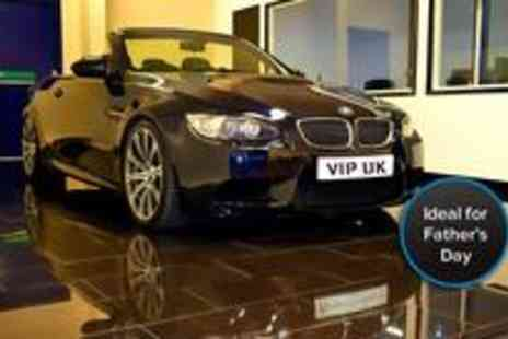 VIP UK Experience Days - Touring and supercar driving experience in Hertfordshire - Save 82%