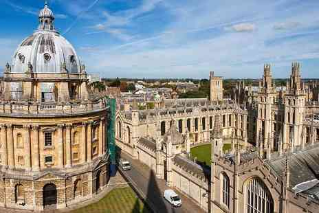 Lets Travel Services - All day coach tour of Cambridge and Oxford - Save 38%