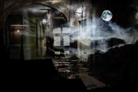 Ghosts Unlimited - Paranormal ghost tour for two - Save 55%