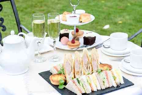 Hadley Park House Hotel - Sparkling Afternoon Tea for Up to Six - Save 35%