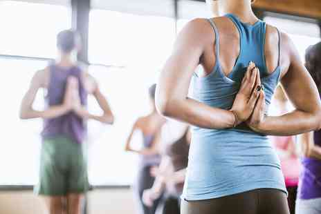 Millfield Fitness - One, Three or Five Heated or Unheated Yoga or Pilates Classes - Save 21%