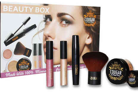 Cougar Beauty Products - 6 Piece Beauty Box - Save 51%