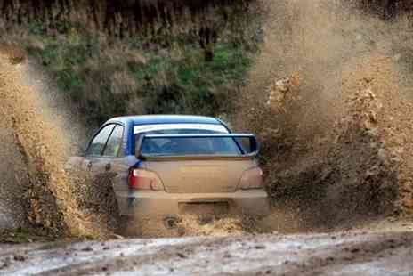 Extreme Rally - Supersprint rally driving experience with Extreme Rally - Save 25%