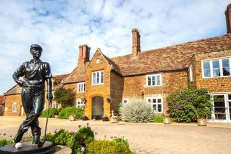 Heacham Manor Hotel - Norfolk getaway with prosecco & spa access - Save 59%
