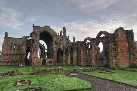 Ghosts Unlimited - The Ruined Abbey, Kenilworth, Two Tickets on 11 November - Save 50%