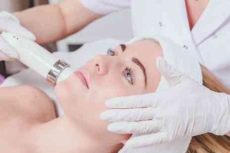 Allure Aesthetic Clinic - One or Three Sessions of Microdermabrasion and Skin Scan - Save 50%