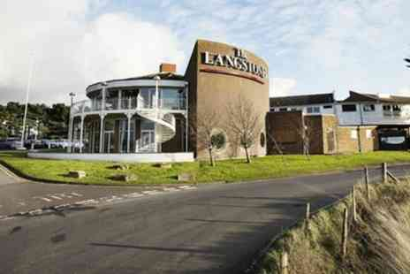 The Langstone - One to Three Nights Stay for Two with Breakfast and Leisure Access - Save 70%