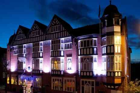 Hallmark Inn Chester - One Night Stay for Two with Breakfast - Save 53%