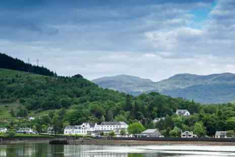 The Arrochar Hotel - One to Three Nights Stay for Two with Breakfast, Late Check Out and Option for Dinner and Wine - Save 0%