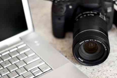 Live Online Academy - Online CPD Accredited Photography Course - Save 95%