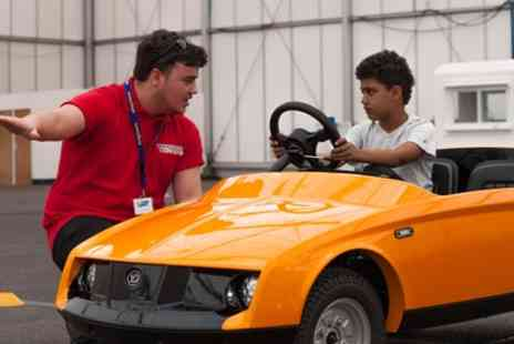 Young Driver - 20 Minute Firefly Driving Experience for Children Between 5 and 10 Years Old - Save 21%