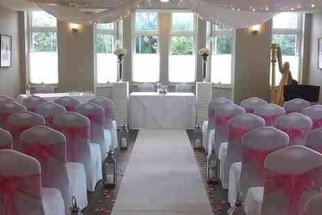 De Vere Venues Cheadle House - Wedding Package for 40 Day and 80 Evening Guests - Save 0%