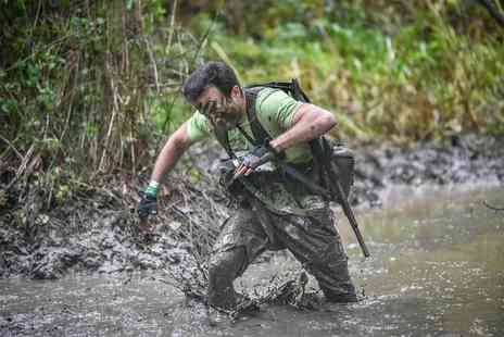 Commando Series - Childs or adult entry to Commando Series obstacle course - Save 30%