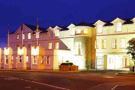 Ballyliffin Hotel - One Nights Stay for Two with Breakfast - Save 59%