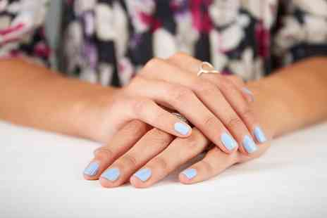 Virgo - Shellac Manicure, Pedicure or Both - Save 57%