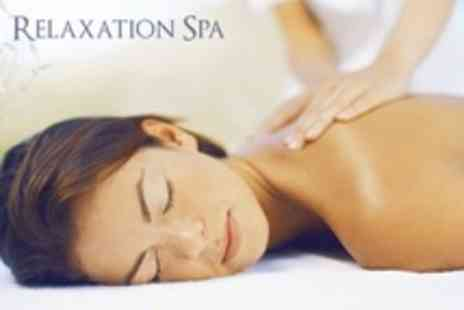 Relaxation Spa - Spa Day With Up to Two Hours of Treatments - Save 58%