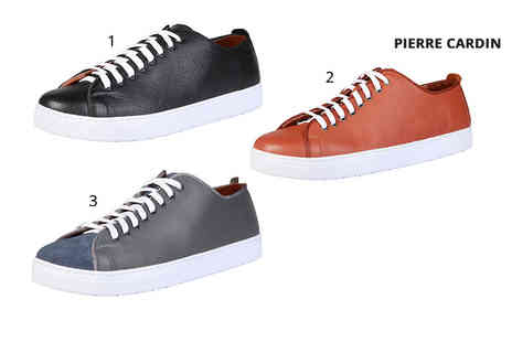 IDT Spa - Pair of mens Pierre Cardin shoes - Save 57%