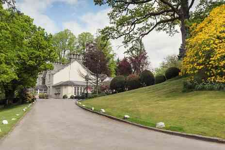 Briery Wood Country House Hotel - One, Two or Three Nights Stay for Two with Breakfast and Return Cruise Tickets - Save 30%