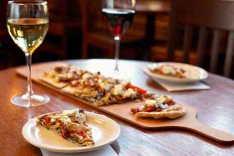 The Peppermill - Pizza and Prosecco for Two or Four - Save 45%
