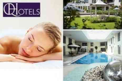 QHotels - Spa Day with Choice of Two Treatments - Save 67%
