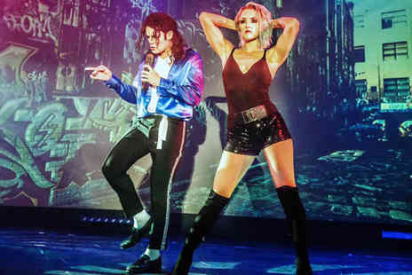 The Blackpool Piers Company - Ticket to Kings & Queens of Rock, Pop & Roll - Save 51%
