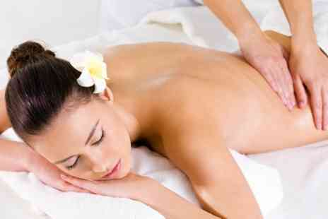 Gallery Of Beauty - One Hour Full Body Massage or Facial with Optional Back, Neck and Shoulder Massage - Save 62%