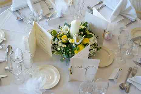 Norfolk Arms Hotel - Wedding Package for 40 Day and Evening Guests - Save 0%