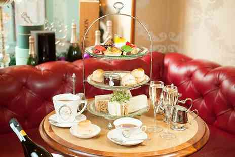 Caffe Concerto - Luxury afternoon tea for two or include a glass of Prosecco each choose from seven lovely locations - Save 37%