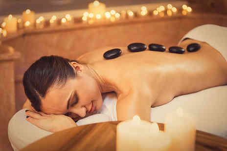 Beauty on the Spot - One hour hot stone massage - Save 68%