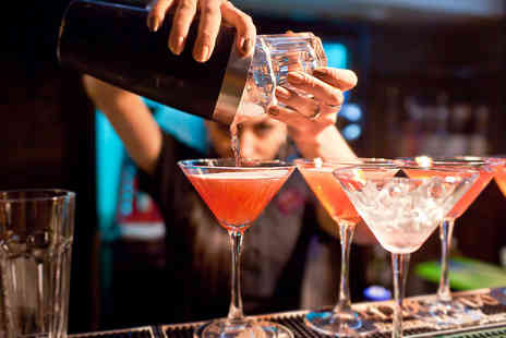CTZN Bar - Four cocktails to share and club entry for two - Save 59%