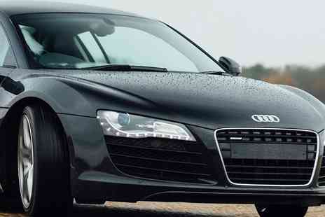 Drift Limits - 14 Lap Audi R8 Driving Experience for One or Two - Save 58%