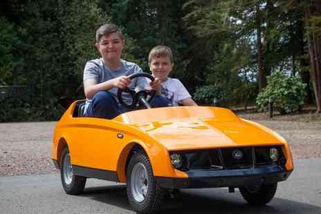 Young Driver - Firefly Driving Experience for a Child - Save 21%