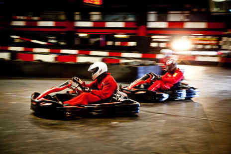 Supakart - 30 lap go karting experience for one or two - Save 50%