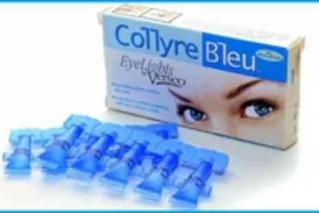 JD Harris - Collyre Blue Eye Drops - Save 65%
