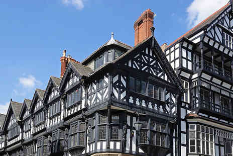 Hallmark Inn Chester - One Night Hotel Stay For Two With Breakfast - Save 42%