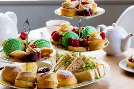 The Village Tearoom - Choice of Traditional, Seasonal or Sparkling Afternoon Tea for Two or Four - Save 32%