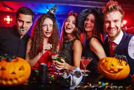 Thames Party Boats - Four hour Halloween boat party cruise along the Thames, departing from Westminster Pier - Save 40%