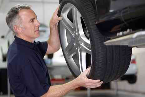 Drivers Autocentre - Up to Four Fitted Davanti Tyres with Optional Lifetime Puncture Repairs - Save 0%