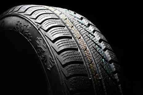 Drivers Autocentre - Up to Five Tyres per Car Lifetime of Tyre Puncture Repairs - Save 0%