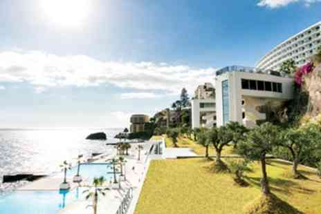 Inspired Luxury Escapes - Madeira 5 star 7 night break with transfers & meals - Save 0%