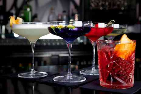 M Club - Two or Four Cocktails - Save 58%