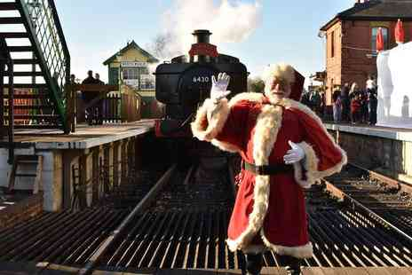 Epping Ongar Railway - Two or family tickets to a Santa Special visit to the Epping Ongar Railway - Save 31%