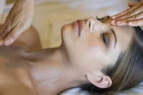 TMB - Reiki or Reflexology or Both - Save 51%