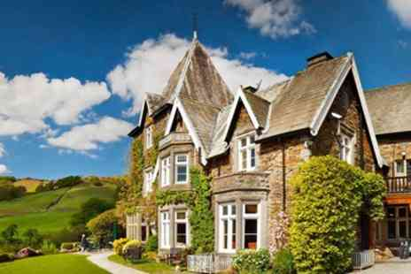 Holbeck Ghyll Country House Hotel - Three AA Rosette Lake District afternoon tea for 2 - Save 42%