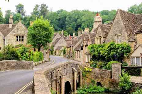 Anderson Tours - Childs or adult ticket to the Cotswolds including return coach travel - Save 25%