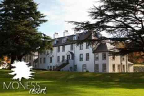 Moness Resort - In Perthshire Two Night Stay For Two With Bottle of Wine, Breakfast and Spa Access from 1 October to 20 December 2012 - Save 66%