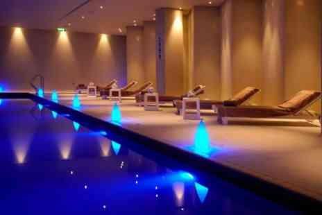 Mandara Spa - Lux Spa Day for Two with Pool, Optional Treatment, Bubbly - Save 31%